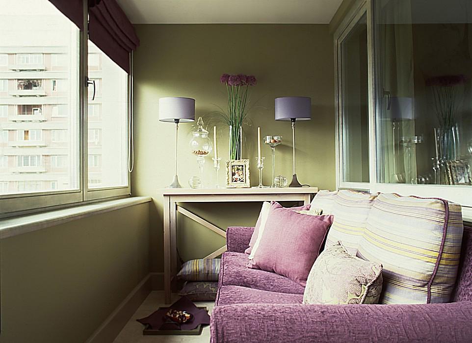 Дизайн и отделка балконов, лоджий: смотрите на interiorexplo.