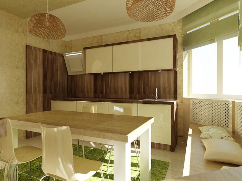 Дизайн 2 х комнатных квартир п44т - нужные секреты.