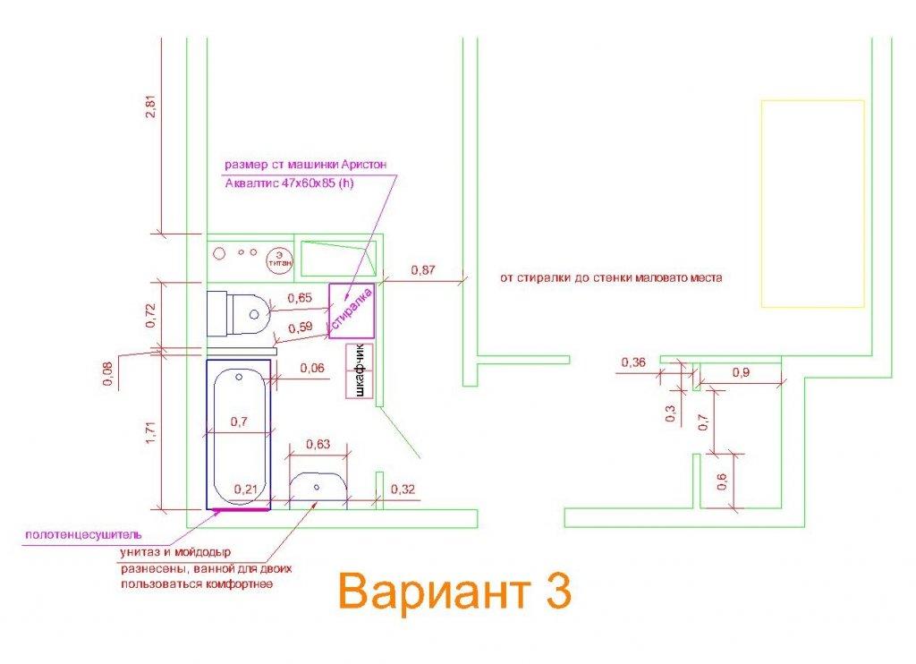 Варианты дизайна 1-комнатной квартиры в домах п-111м - солнц.