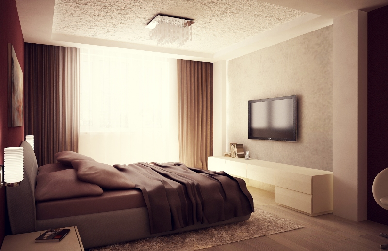 Дизайн спальни п44т - cached.