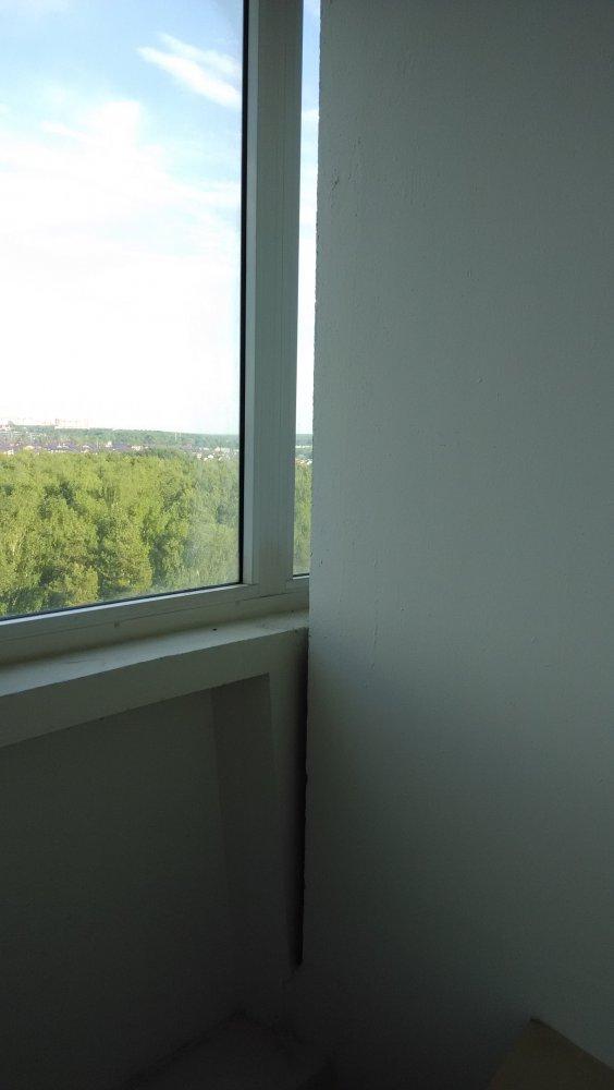 Заделка щели между балконами в копэ м парус. - солнцево парк.