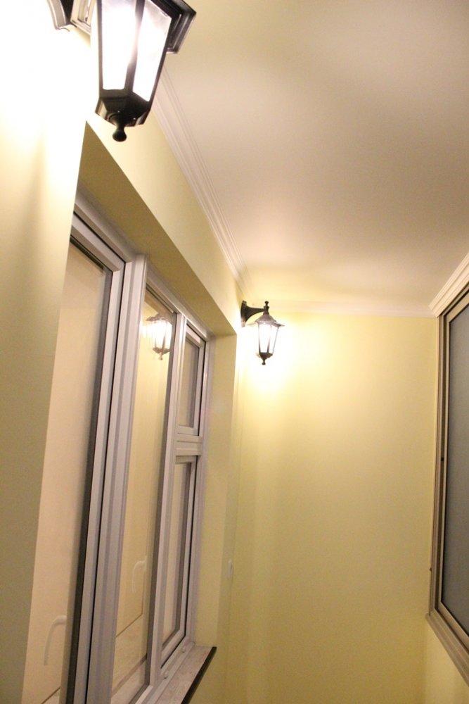 Ремонт балкона однушки п44. - дизайн маленьких лоджий - ката.