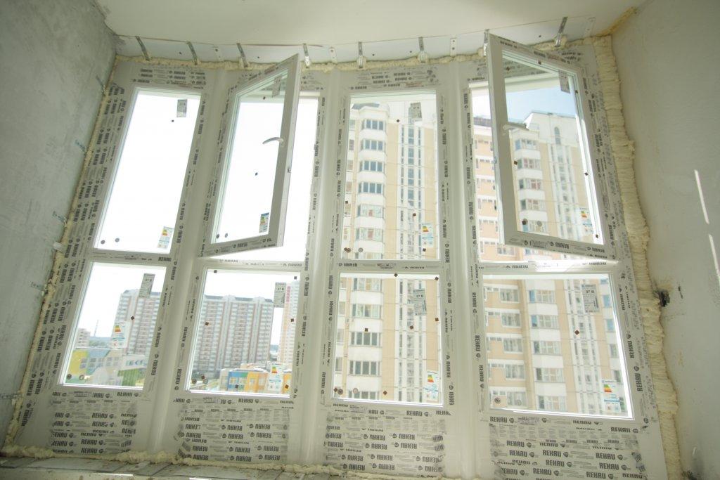 Копэ парус перегородка балкон.