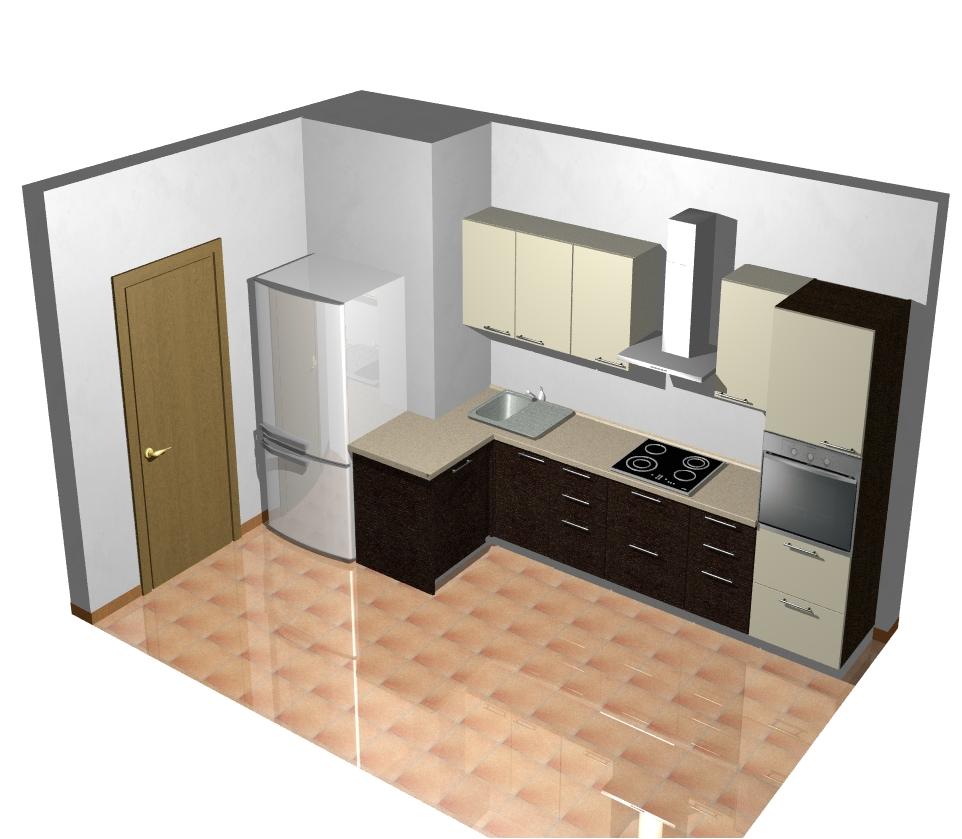 Кухня 8.4 м2 планировка и дизайн
