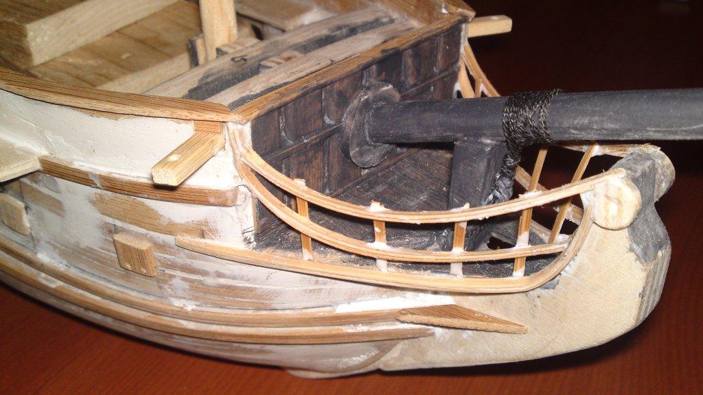 Модель корабля своими руками черная жемчужина 32