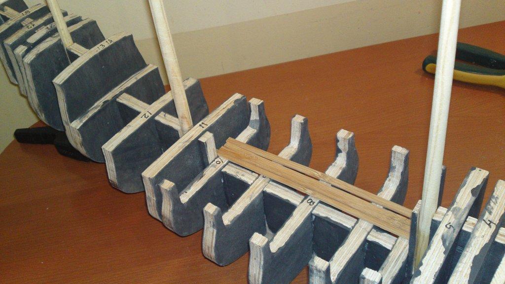 Моделирование корабля из дерева своими руками