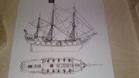 Чертежи пиратских кораблей своими руками 67