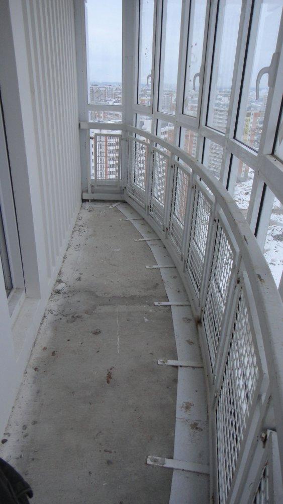 Панорамные балконы в копэ-парус, проблемы и решения. (тема з.