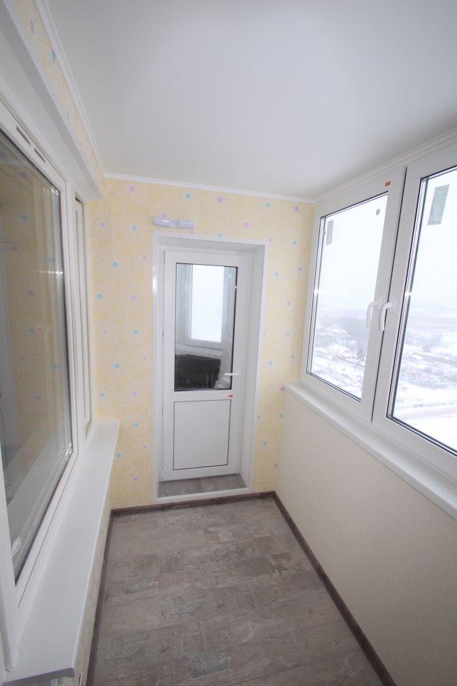 111 м серия дома размеры балкона.