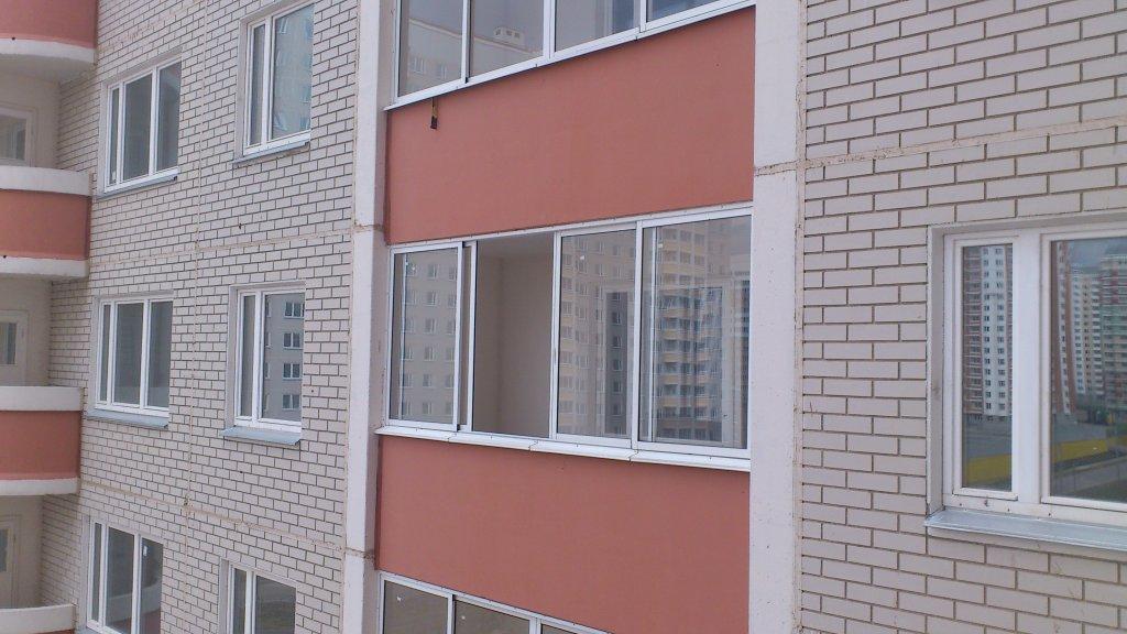 Эркерный балкон п111м..